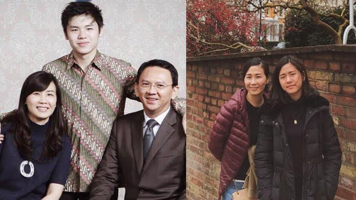 Veronica Tan, Nicholas Sean, Ahok dan Nathania Purnama