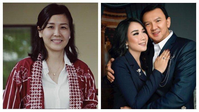 Beredar Foto ABG Puput Nastiti Devi Istri Ahok, Jadi Bukti Gayanya Tak Plagiat Veronica Tan