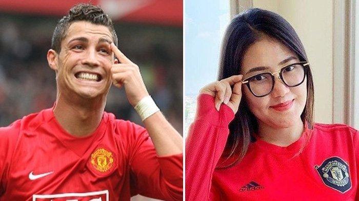 Cristiano Ronaldo Kembali ke Manchester United, Via Vallen Nangis Bahagia: Ya Allah Akhirnya
