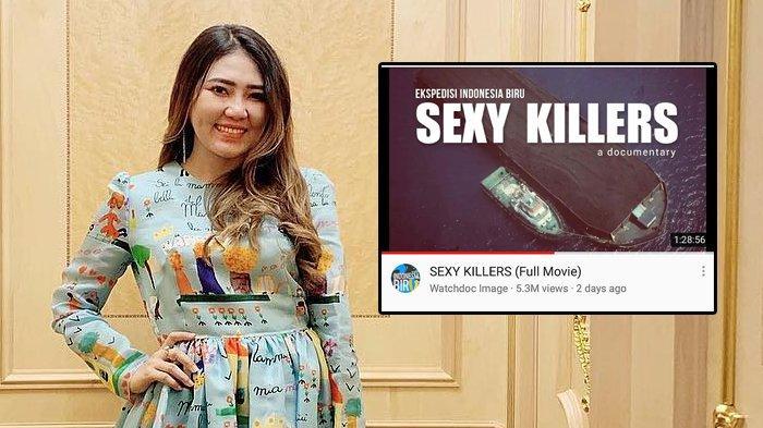 Nonton Film Dokumenter Sexy Killers, Perasaan Via Vallen Campur Aduk Jadi Satu