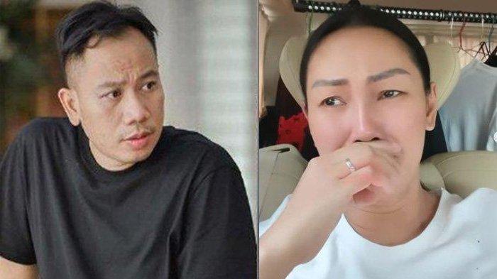 Vicky Prasetyo Kembali Berulah, Kalina Ocktaranny Sampai Ngamuk-Ngamuk: Sakit Hati Aku!