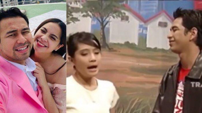 HEBOH Video Jadul Raffi Ahmad & Nagita Slavina, Dulu Ayah Rafathar Ucap Ini, Kini Jadi Kenyataan
