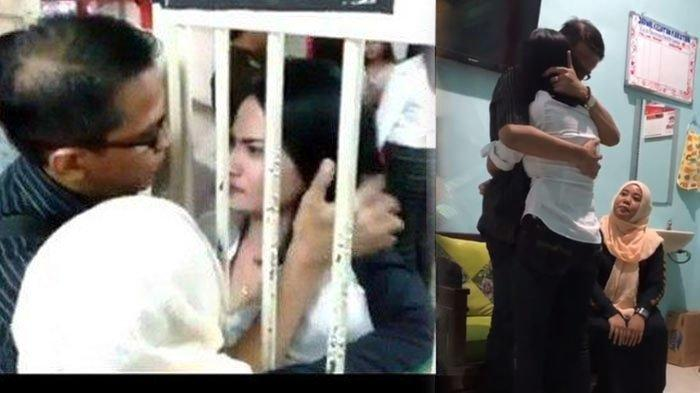 Video Momen Pertemuan Perdana Vanessa Angel dan Sang Ayah, Menangis Sesenggukan Sambil Berpelukan Erat