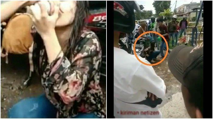 Video Viral Gadis Joget di Pinggir Jalan Pekanbaru, Mabuk dan Positif Narkoba, Simak 3 Faktanya