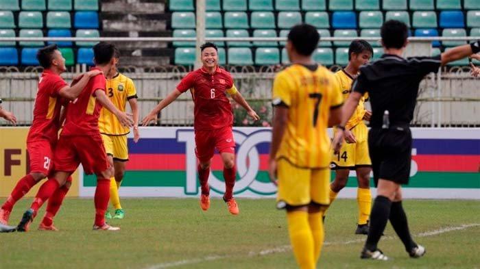 Timnas U19 Vs Filipina - Vietnam Kalahkan Brunei Skor 8-1, Indonesia Indikasi Menang Telak?