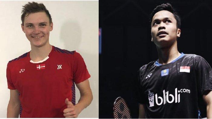 Juara China Open 2018, Anthony Ginting Dapat Ucapan Selamat dari Viktor Axelsen dan Julukan Baru