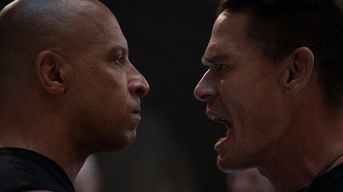 Trailer Terbaru Fast and Furious 9 Rilis, Pertarungan Toretto Bersaudara, Vin Diesel dan John Cena