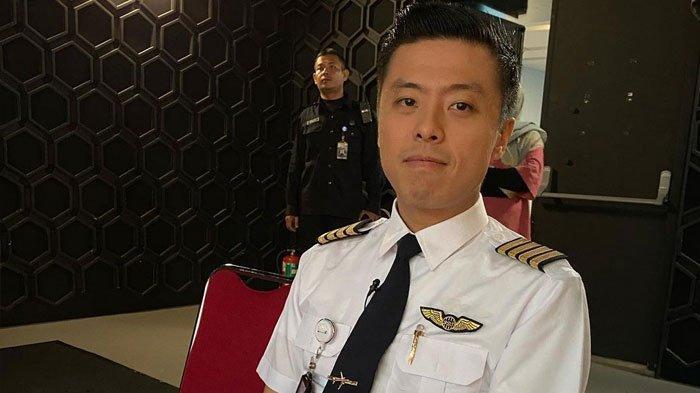 Siapa Vincent Raditya? Pilot Vlogger yang Viral setelah Bahas Sriwijaya Air SJ182, Simak Profilnya