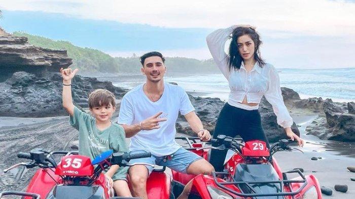 Jessica Iskandar Unggah Video Haru di Ulang Tahun El Barack, Vincent Verhaag Tulis Ucapan Manis