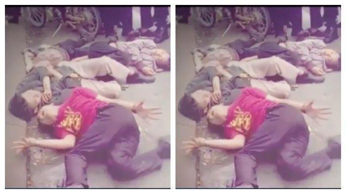 Beredar Video Viral 4 Pria di Tangerang Kejang-kejang Pasca Minum Kopi, Ini yang Sebenarnya Terjadi