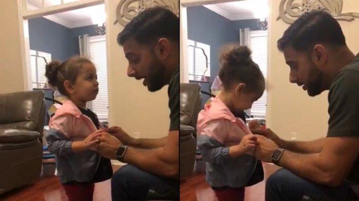 Viral Anak Ketahuan Curi Jaket Teman, Sang Ayah Tak Marah & Justru Lakukan Ini, Panen Pujian Netizen
