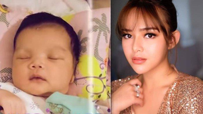 VIRAL Bayi Diberi Nama Andini Kharisma Putri, Tak Disangka Begini Maknanya, Amanda Manopo Bereaksi