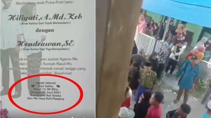 KISAH PILU, Calon Pengantin Tewas Tertabrak Truk H-5 Nikah, Tenda Pernikahan Berubah untuk Takziah