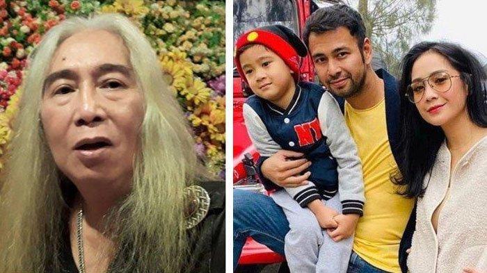 KABAR Terbaru Gideon Tengker, Ayah Nagita Slavina, Postingan Terbaru Mertua Raffi Ahmad jadi Sorotan