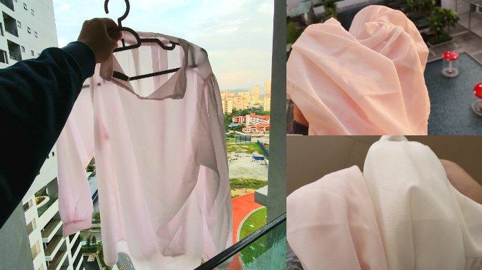 Kaleidoskop November 2019 - Viral Niat Cuci Baju Istri, Suami Kalang Kabut Saat Blus Putih Jadi Pink