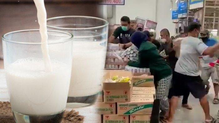 Viral Pembeli Ramai-ramai Berebut Borong Susu Beruang, Apa Bedanya dengan Susu Sapi Biasa?