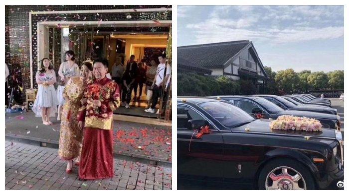 Viral Pernikahan Pasangan Selisih 34 Tahun Pakai Mas Kawin Mobil Super Mewah Ini, Cek Harganya