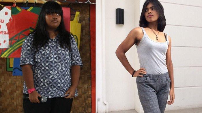 Viral Rahasia Diet Edsa Stella, Sukses Turunkan Berat Badan hingga 54 Kg, dari 107 Kg Jadi 53 Kg