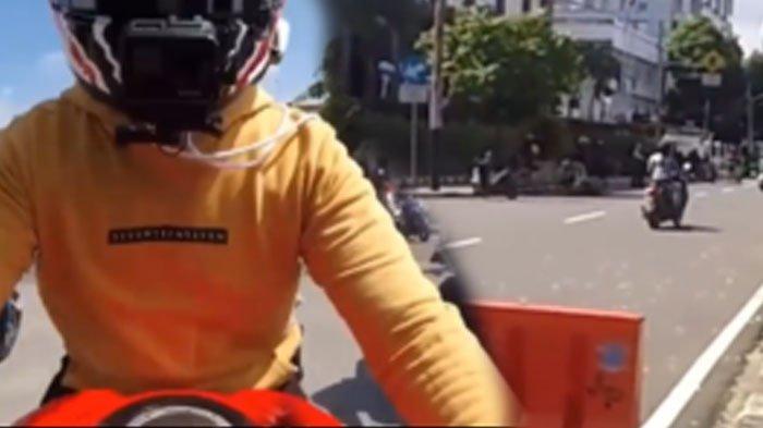 Buntut Viral Sunmori Terobos Ring 1 Ditendang Paspampres, Rombongan Pengendara Moge Dipanggil Polisi