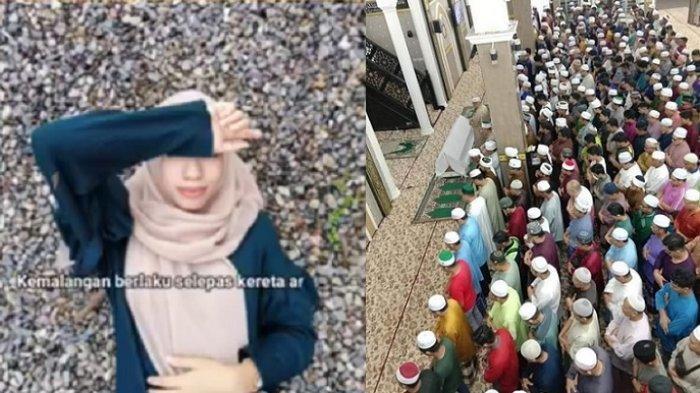 Viral Mahasiswi Tewas Kecelakaan, Jamaah Salat Jenazah Penuh Karena Cerita Sang Kakak di Facebook