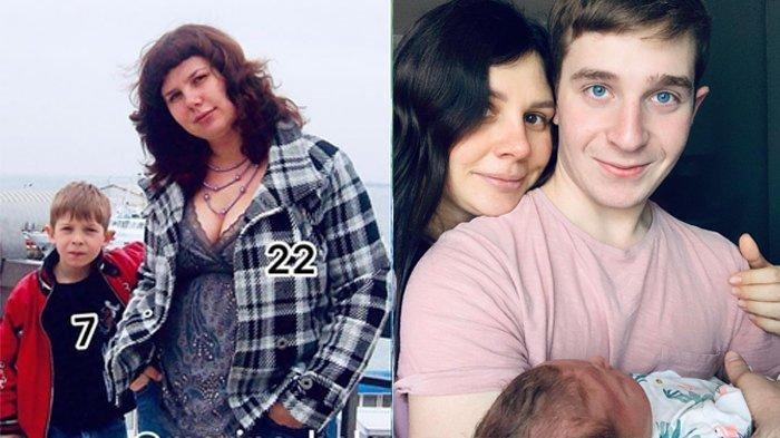 BAHAGIA Dicerai Suami, Selebgram Ini Nikahi Anak Tirinya, Tak Disangka Kabar Keduanya Mengejutkan