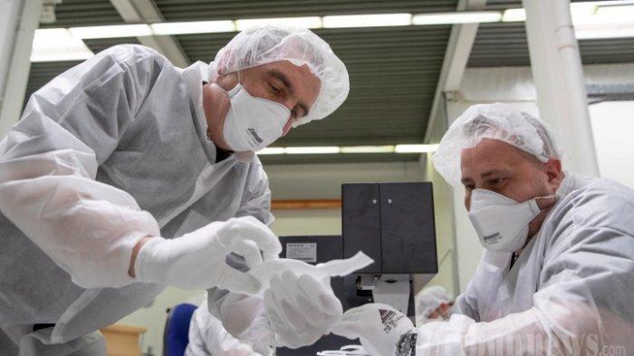 UPDATE Virus Corona Dunia Jumat 15 Mei 2020: Total 4,5 Juta Kasus, Brazil Tembus Angka 200 Ribu