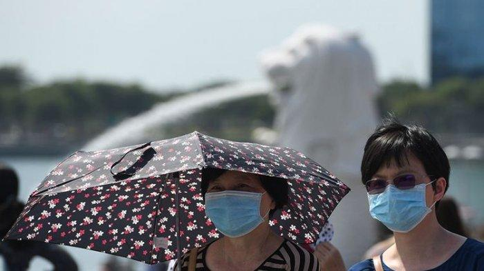 Singapura bakal berdamai dengan Covid-19, anggap seperti flu biasa.