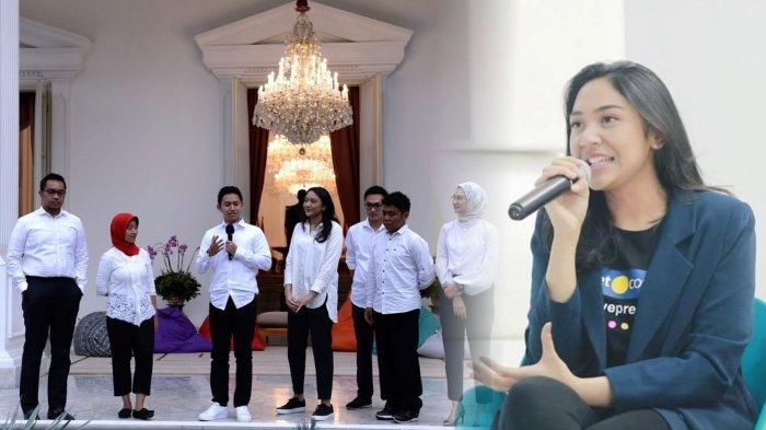 Visi Misi Putri Tanjung Jadi Staf Khusus Presiden, Anak Chairul Tanjung Melangkah ke Istana Demi Ini