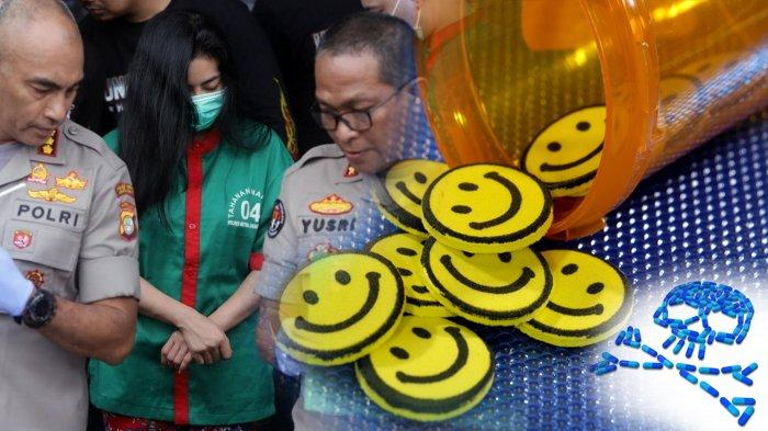 Happy 5 Jadi Salah Satu Narkoba Sitaan Polisi dari Vitalia Sesha, Awas Ini Dampak Buruk dari Happy 5