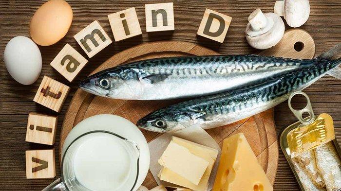 Sumber Vitamin D, 5 Makanan Ini Ampuh Jaga Kesehatan dan Kekebalan Tubuh di Tengah Pandemi