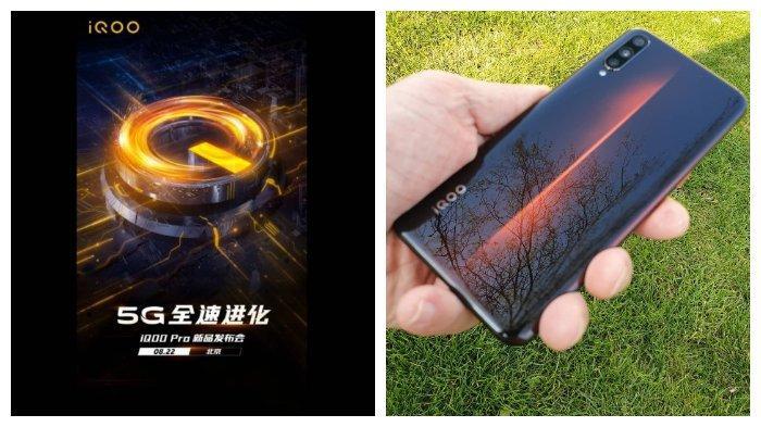 Vivo Bakal Luncurkan Ponsel Gaming Vivo iQOO Pro 5G, Simak Kisaran Harga dan Spesifikasinya