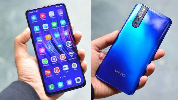 Vivo V15 Pro menjadi ponsel pertama yang menggunakan chipset Snapdragon 675.