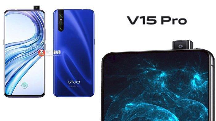 Harga Handphone Vivo Terbaru Januari 2020 dan Spesifikasi Singkat Vivo V15 Pro