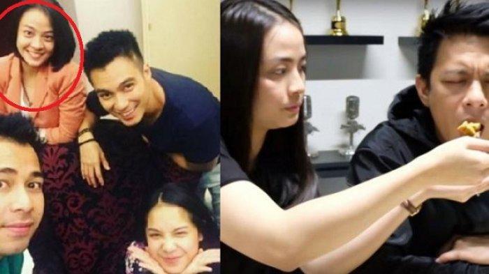 VJ Laissti, Mantan Baim Wong yang Sedang Viral Karena Suapi Ariel NOAH, Profesinya Karyawan di TV