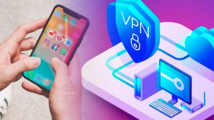 Ilustrasi VPN