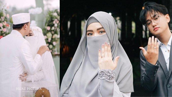 BAHAGIA Ikuti Jejak sang Kakak, Adik Taqy Malik Resmi Nikah Muda Usia 20 Tahun, Ini Sosok Suaminya