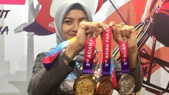 Asian Para Games 2018 - Kontingen Indonesia Berhasil Menambahkan Medali Emas Lewat Atlet Renang