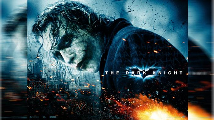 Poster Film The Dark Knight.