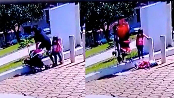 Perlakuan Wanita Bawa Bayi dengan Kereta Dorong Bikin Perdebatan, Netter Ragu Dia Ibunya