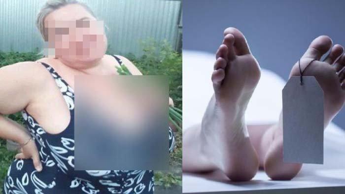TRAGIS Istri Berbobot 102 KG Tak Sengaja Bunuh Suami Sendiri, Korban Diduduki di Bagian Leher