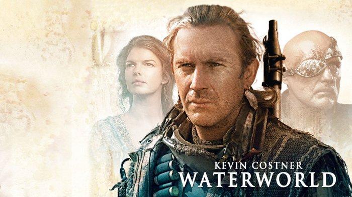 Sinopsis Film Waterworld, Kisah Manusia di Masa Depan yang Tinggal di Atas Air, Saksikan Malam Ini