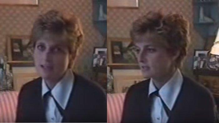Wawancara Lady Diana