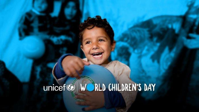 SELAMAT Hari Anak Sedunia! Mengapa Diperingati Tiap 20 November? Begini Sejarah Lengkapnya