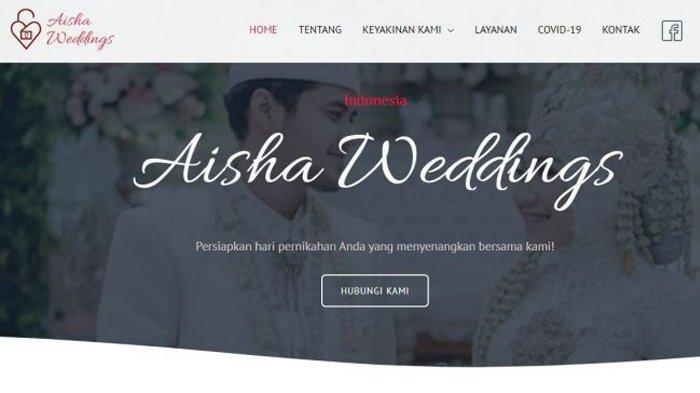 Web Aisha Weddings.