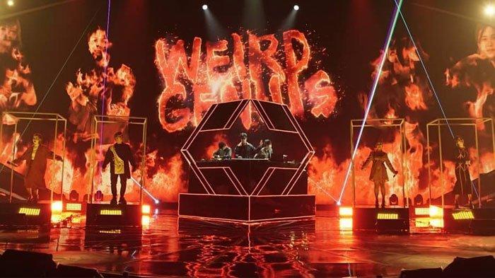 Weird Genius di Indonesian Idol Top 4