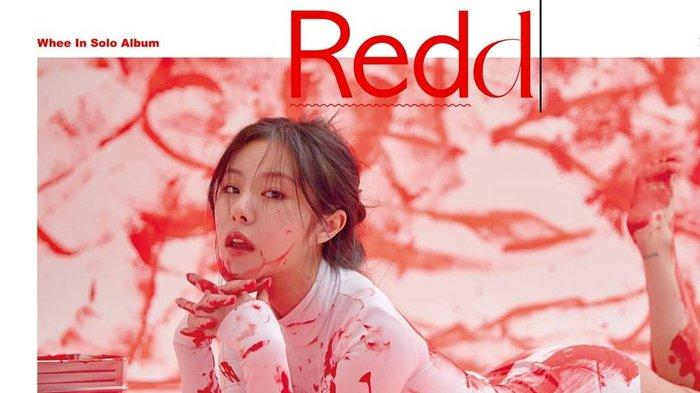 Wheein MAMAMOO Debut Solo Lewat Mini Album Bertajuk 'Redd', dengan Single Utama 'Water Color'