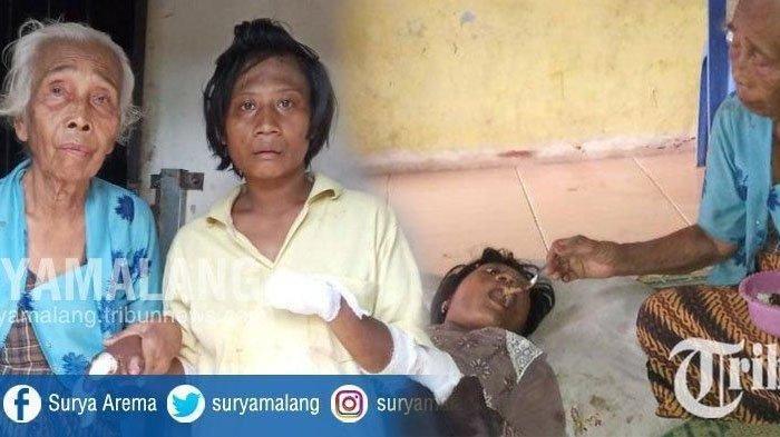 Wiji Fitriani Tak Cuma Makan Jari, Gadis Kanibal Kediri Lututnya Membusuk hingga Keluarkan Belatung