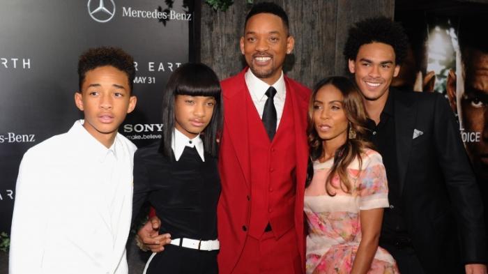 Will Smith Kamu Harus Tahu 5 Rahasia Aneh Keluarga Artis Hollywood Ini Tribunstyle Com
