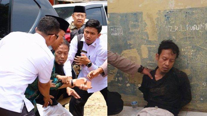 6 Fakta Suami Istri Penusuk Wiranto, Baru Menikah, Beda Usia 31 Tahun Hingga Ada Pistol Dikontrakan