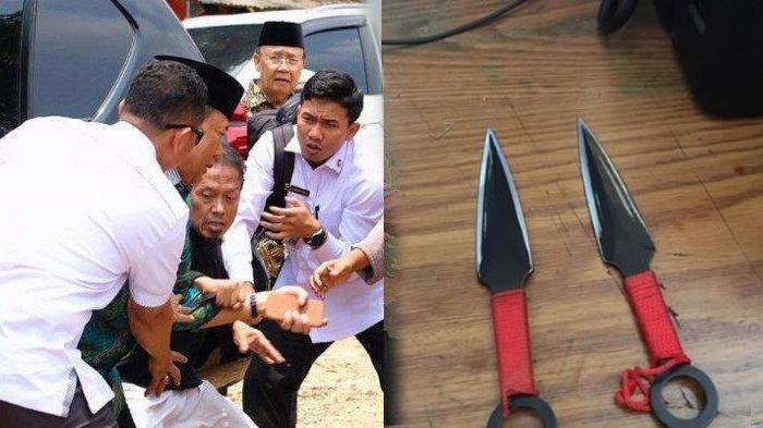 Heboh Wiranto Diserang, Inilah Pertolongan Pertama yang Tepat Bagi Korban Luka Tusuk, Jangan Dicabut